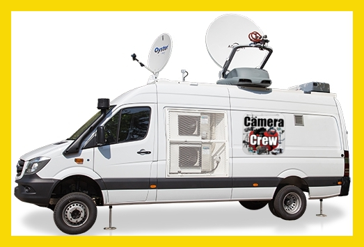SNG and OB Van facilities in Italy